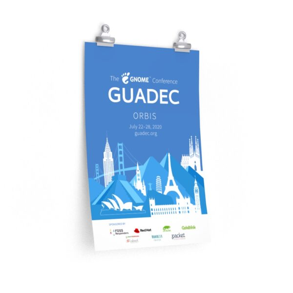 GUADEC 2020 Poster